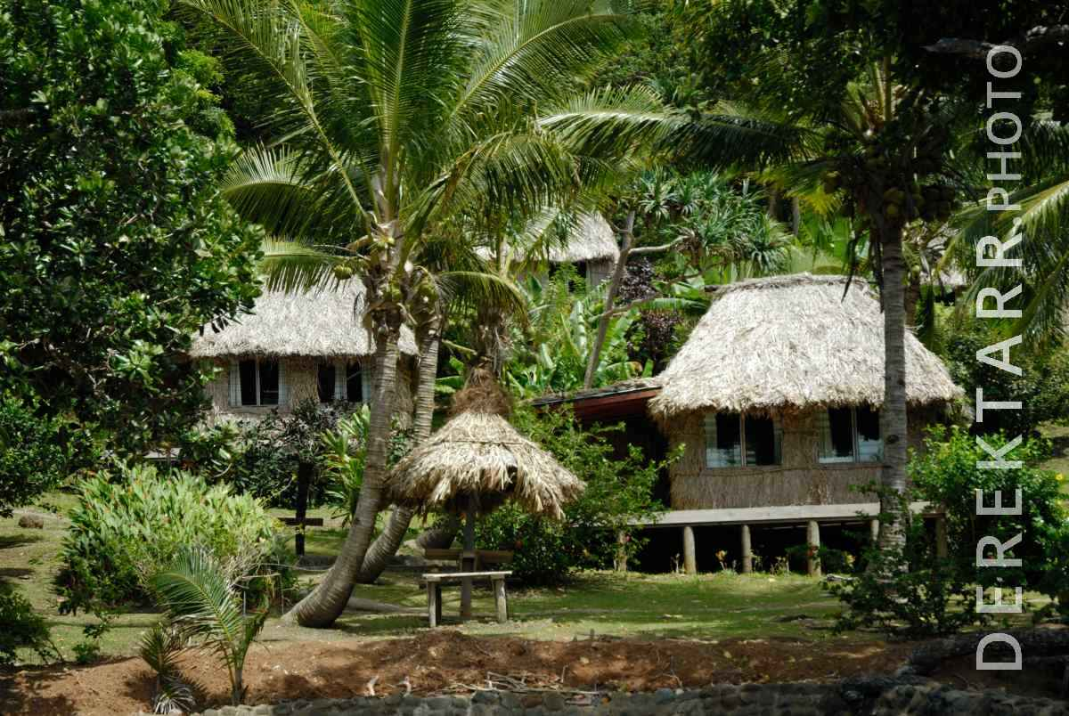 large view of Guest Bures at Matava Resort