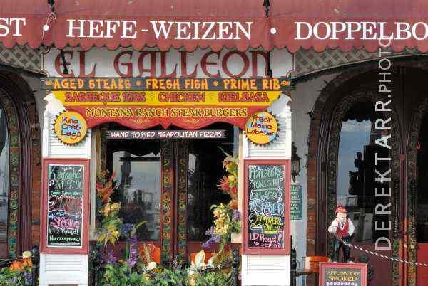 The El Galleon in Avalon