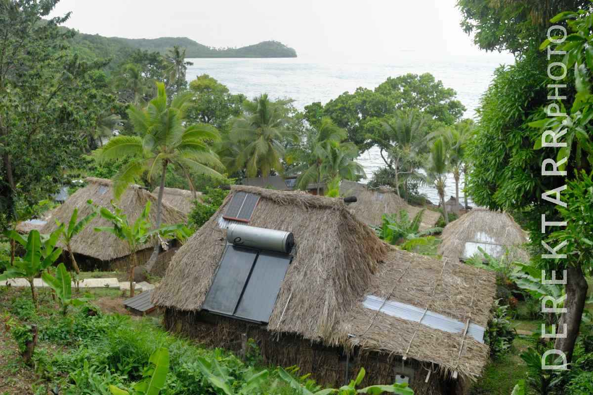 large view of View of Bures and Ocean at Matava Resort