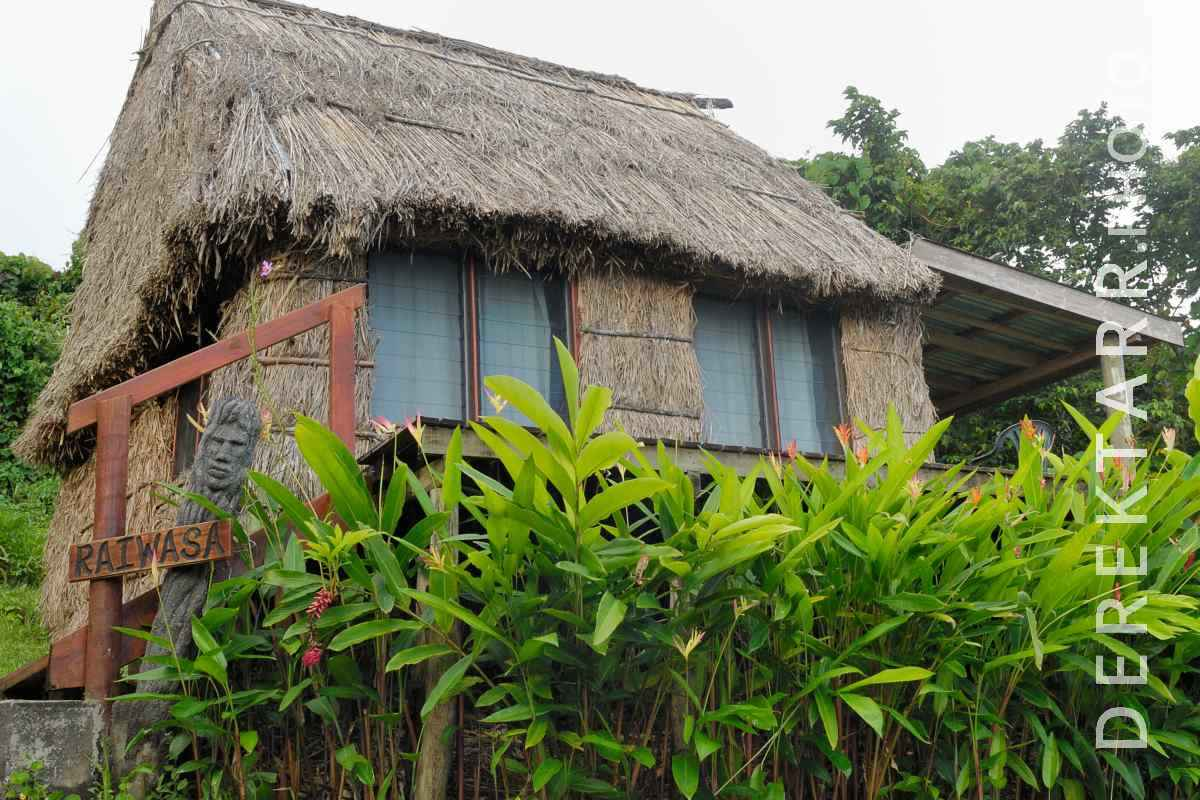 large view of Raiwasa Guest Bure at Matava Resort