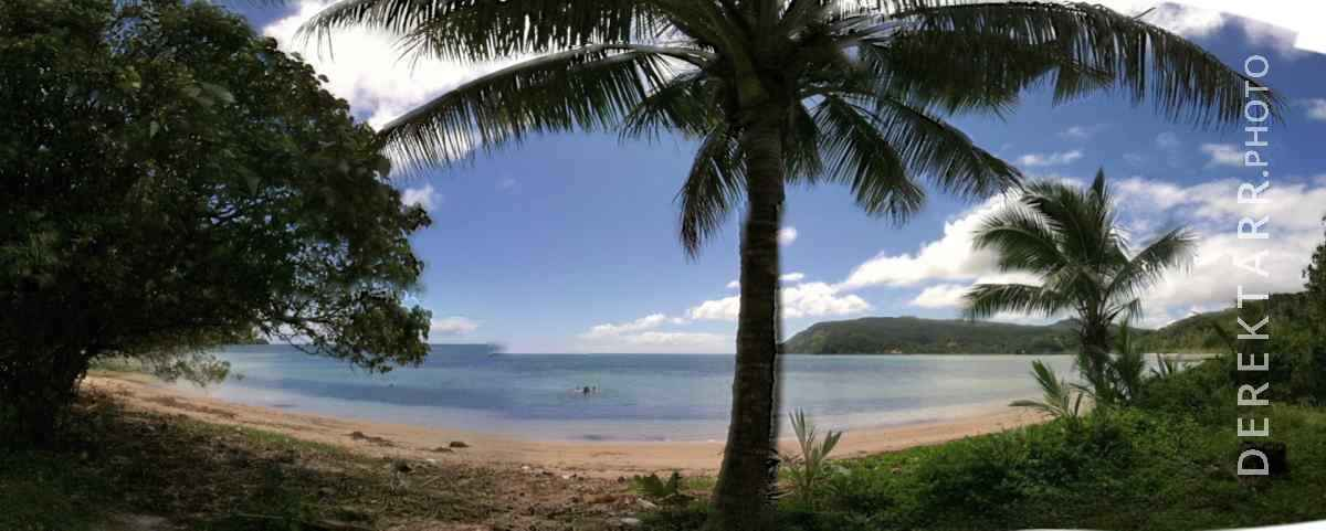 large view of Kadavu Beach
